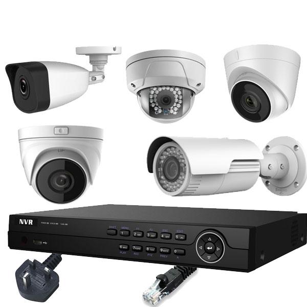 انواع دوربین مداربسته از نظر نوع سیگنال